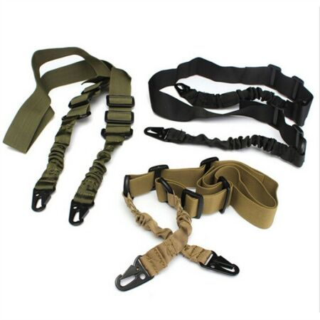 img-Airsoft Strap Belt Hunting Accessories 140cm Military Outdoor Nylon Gun Straps