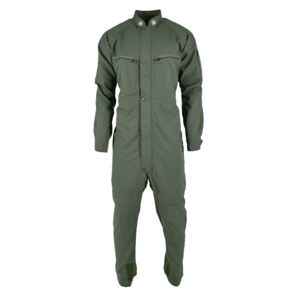 LituanieITALIAN ARMY TANKER  OLIVE GREEN MILITARY SURPLUS ISSUE COVERALL NEW