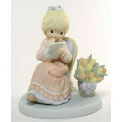 PRECIOUS MOMENTS FIGURINE - I LOVE YOU FOREVER AND ALWAYS