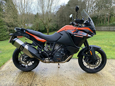 KTM 1090 Adventure 2018 only 700 Miles One Owner Serviced Finance from 9.9% APR