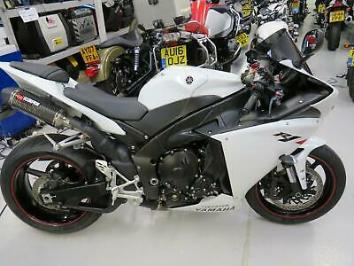 Yamaha YZF R1 2013 reg bike 6188 miles only excellent