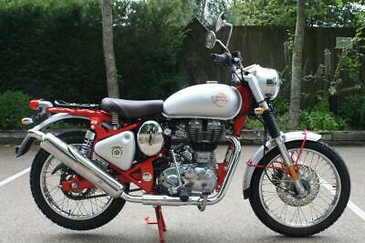 ROYAL ENFIELD BULLET 500 TRIALS 2019 ROYAL ENFIELD 500 TRIALS 19MY IN RED