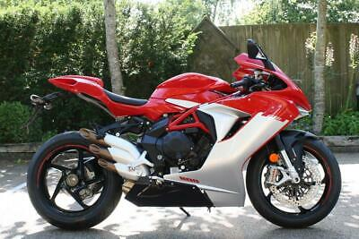 MV AGUSTA F3 800 EAS/ABS 2019 MV AGUSTA F3 IN RED WITH 650 DEALER CONTRIBUTION