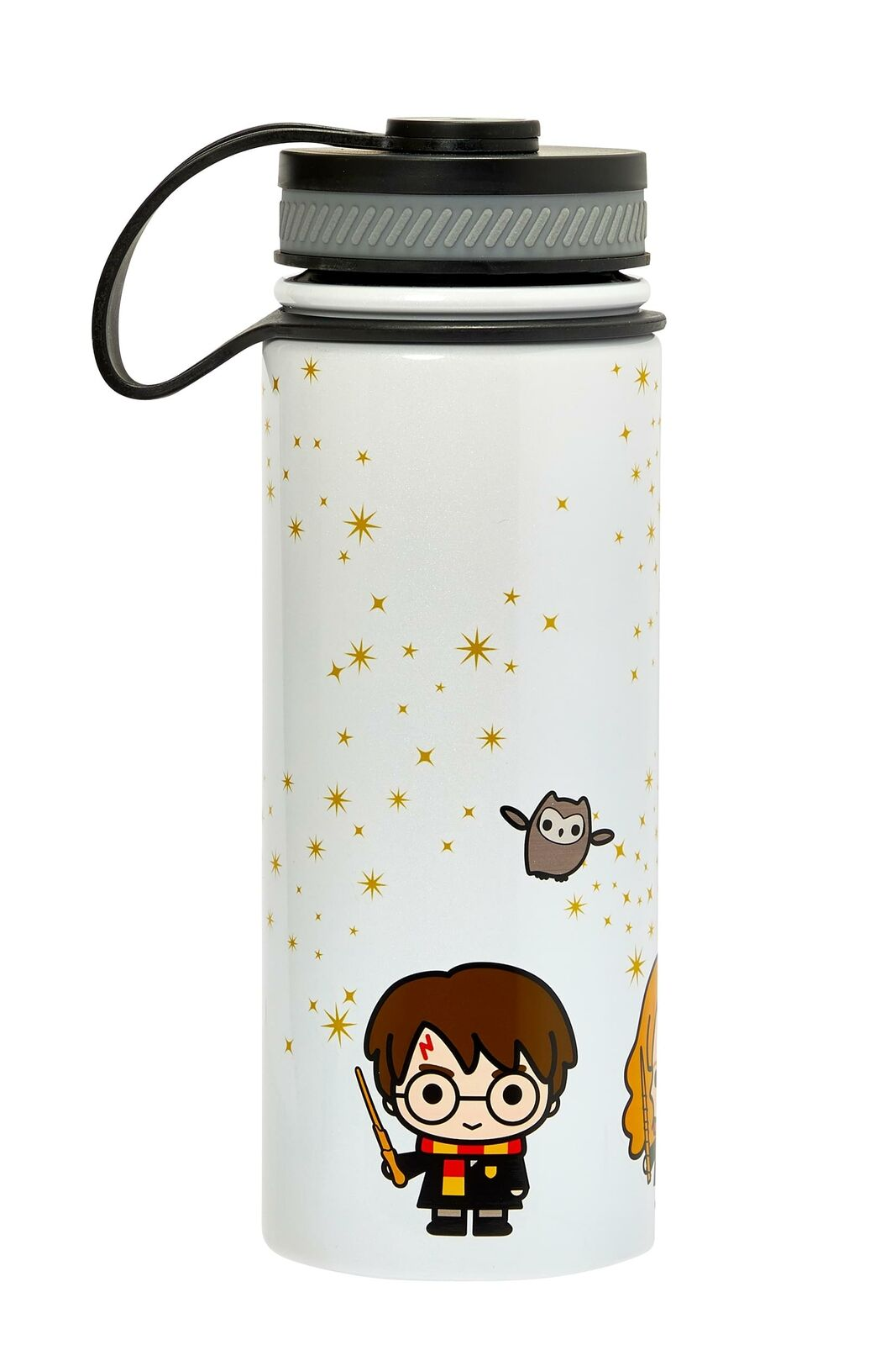 UPC 882041047332 product image for Harry Potter Chibi Characters 18.6-oz Stainless Steel Insulated Water Bottle | upcitemdb.com