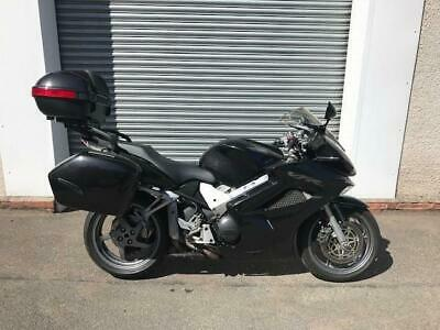2009 HONDA VFR800F WITH FULL HONDA LUGGAGE FOR 4395