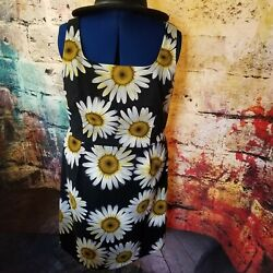 AGB DAISY DRESS BEAUTIFUL FOR SUMMER OR SPRING SIZE 16 NWT