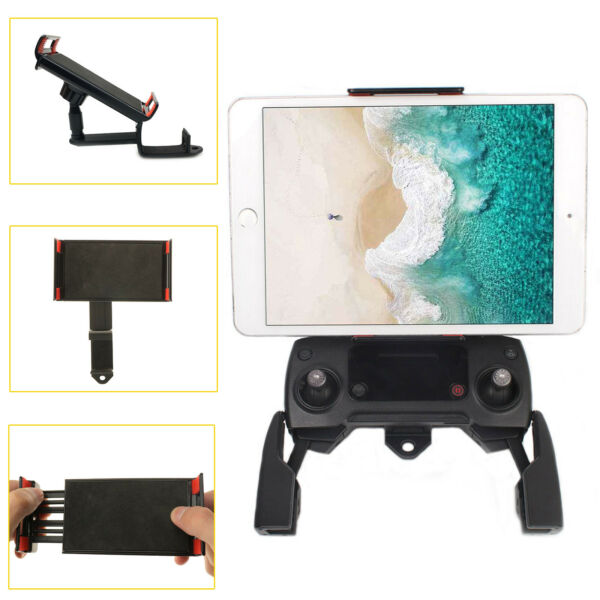 Adjustable Bracket Mount Holder For DJI SPARK MAVIC PRO 4-10.5