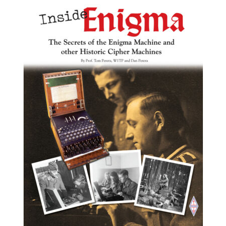 img-Inside Enigma - Secrets of the Enigma Machine and other Cipher & Code Machines