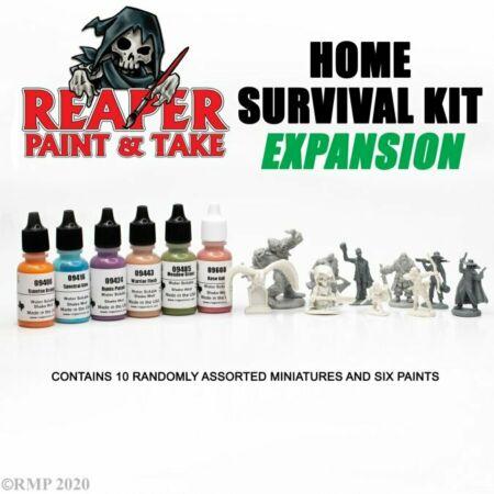 img-Reaper: 09949 MSP : Paint & Take Home Survival Kit Expansion