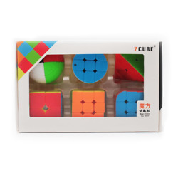Kyпить Zcube Mini Keychain Bundle (6 Cubes in 1) Speed Cube Puzzle Set на еВаy.соm