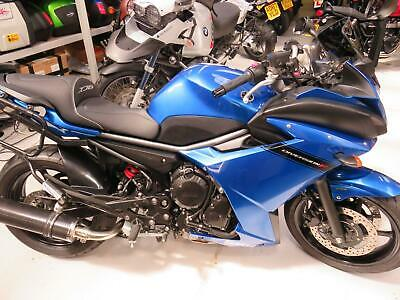 Yamaha XJ6f Diversion  2010 (60) reg bike  11082 miles only superb with extras