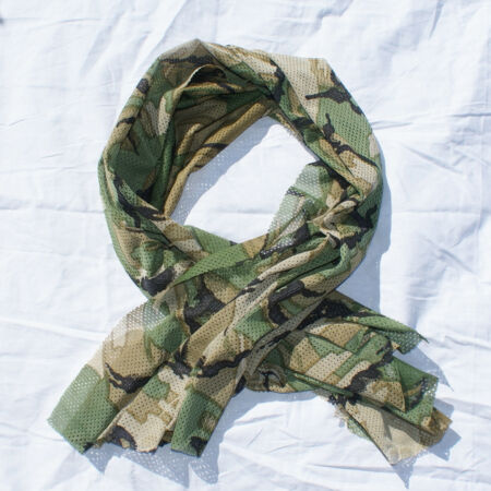 img-Roctec SF Camouflage Scarf Net Cover Shroud - CamoScarf