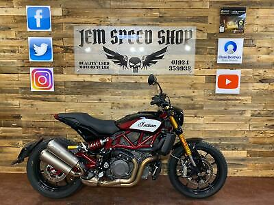Indian FTR 1200 S TRACKER 2019 Akropovic