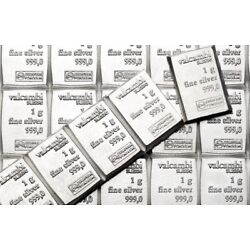 Kyпить 10 x 1 gram Valcambi Suisse Silver Bars | .999 | Lot of 10 | Volume Pricing на еВаy.соm
