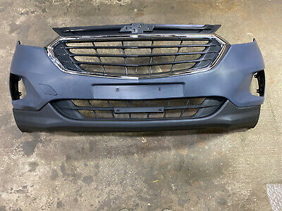 2018 2019 2020 Chevy Equinox Front bumper Cover Upper Lower + Upper Grille