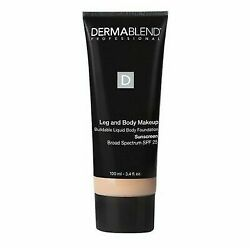 Dermablend Leg and Body Makeup 20N Light Natural - NEW AUTHENTIC