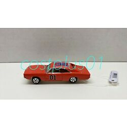 THE DUKES OF HAZZARD 1969 DODGE CHARGER 3'' long