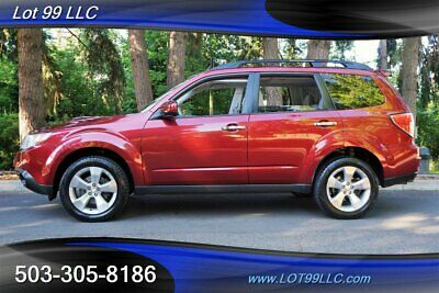 2010 Subaru Forester 2.5XT Premium TURBO Pano Roof Only 45K  1 OWNER