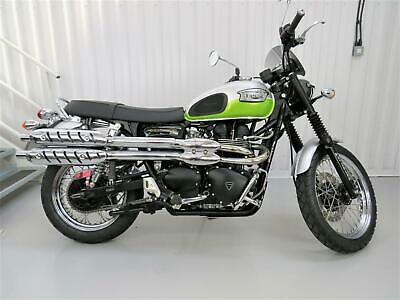 Triumph Bonneville Scrambler 865  2007 (57) reg bike  4845 miles only excellent