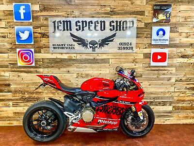 Ducati 1199 PANIGALE ABS 2013 Ducati Moto GP replica FSH low price