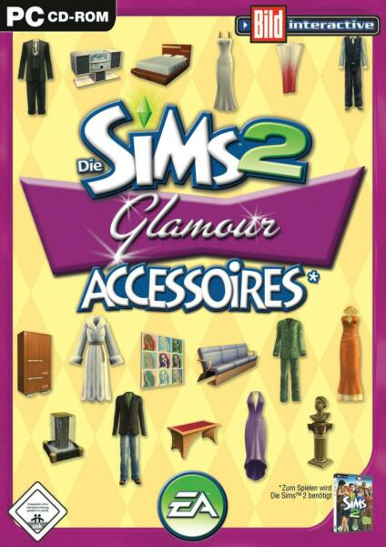 AllemagneDie Sims 2: Glamour Accessoires [video game]