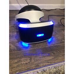 Kyпить Sony PlayStation VR PS4 Virtual Reality Headset ONLY CUH-ZVR2 PSVR Goggles PS v2 на еВаy.соm