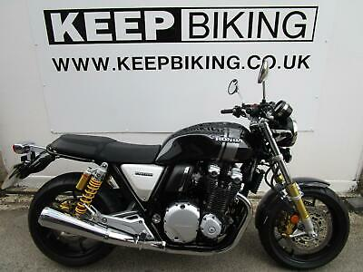 2017 HONDA CB1100RS NA-H  ABS   10187 MILES.  FULL SERVICE HISTORY (JUST DONE).