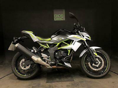 KAWASAKI Z125 ABS. 2019. 0NLY 1899 MILES. 1ST SERVICE DONE