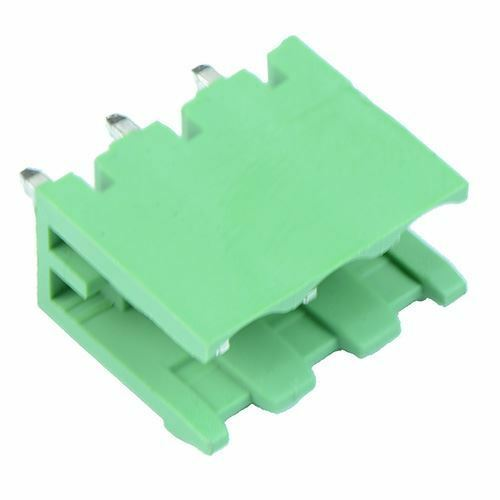 Royaume-Uni10 X 3-Way Plug-In PCB Vertical Ouvert Embouts Header 5.08mm