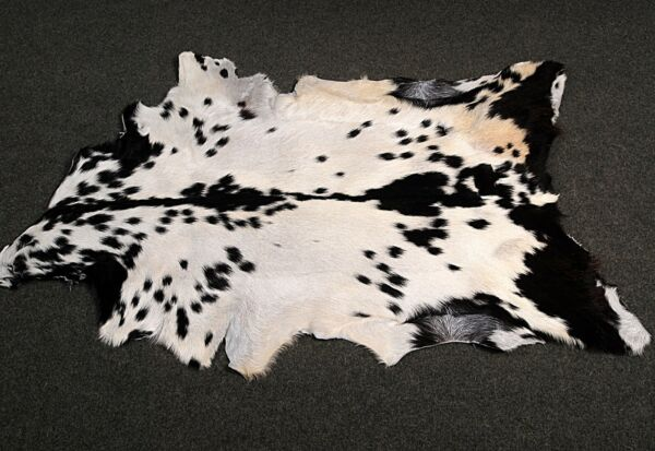 Royaume-UniNew Goat hide Rug Hair on Area Rug Size 36