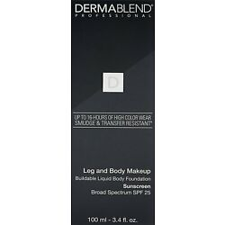 Dermablend Leg and Body Makeup | CHOOSE YOUR SHADE | NEW IN BOX AUTHENTIC