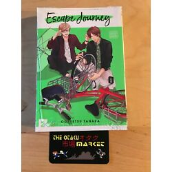 Escape Journey vol 2 by Ogertsu Tanaka / NEW Yaoi manga from Sublime