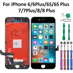 Kyпить For iPhone 8 7 6 6S Plus LCD Touch Display Screen Digitizer Replacement / Tools на еВаy.соm