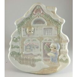 Precious Moments Sugar Town Sweet Cookie Shop Cookie Plate 150975 NEW