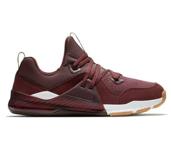 Royaume-UniHommes Nike Zoom Train Commant Cuir  Baskets AA3984 609