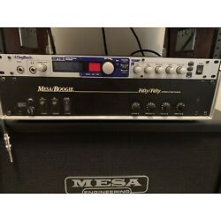Kyпить Mesa Boogie Fifty/Fifty Power Amp на еВаy.соm