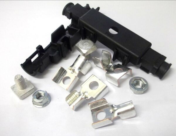 Royaume-UniMega Fusible Support. Inline. . 100A 125A 150A 175A 200A 225A 250A 300A