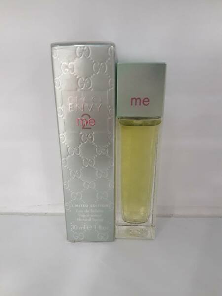 EspagneGucci Envy Me 2 Limited Edition EDT ML  Vintage Neuf & Rare
