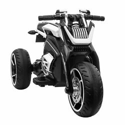Kyпить 12V Three-wheeled Ride on Motorcycle for Kids 3-8 Years W/ Bluetooth,  Horn MP3 на еВаy.соm