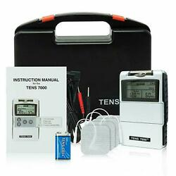 Kyпить Electrical Stimulation Massage Tens Unit 7000 Machine Muscle Therapy Pain Relief на еВаy.соm