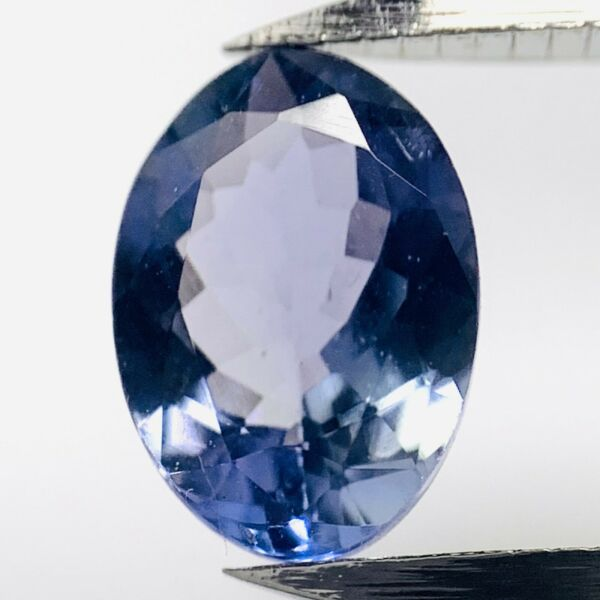 AllemagneGenuine Bleu Tansanite Ovale 0.75ct 7.0x5.0mm