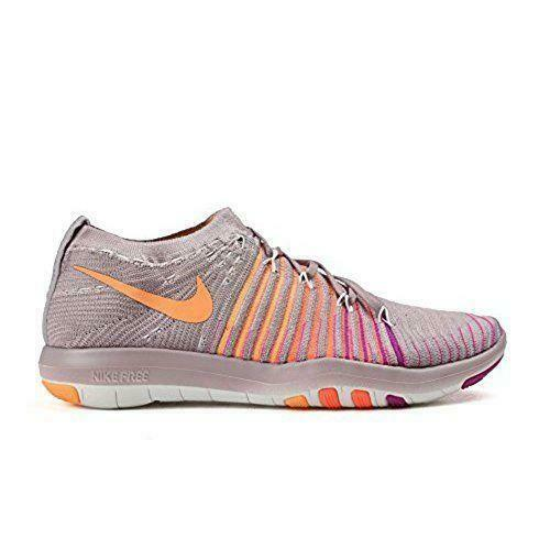 Royaume-UniFemmes Nike  Transform Flyknit Prune Baskets Entraînement 833410 502