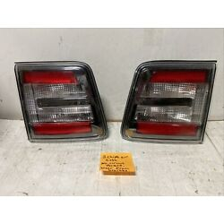 Kyпить SET PAIR OEM 13-16 GMC ACADIA INNER TAIL LIGHT LAMP [B] на еВаy.соm