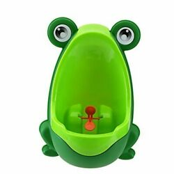 Kyпить US SELLER! Boy Pee Training Frog Porta Potty Urinal Trainer Toilet for Kids Baby на еВаy.соm