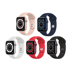 Kyпить NEW - Apple Watch Series 6 40MM (GPS) W/ Blood Oxygen Monitor - Choose Color на еВаy.соm
