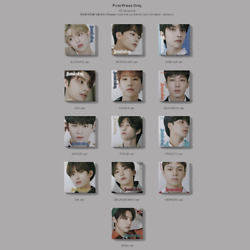 Kyпить SEVENTEEN - ; Semicolon ALBUM ONLY WITH  WEAVING KIT (NO MINI CARD OR PHOTOCARD) на еВаy.соm