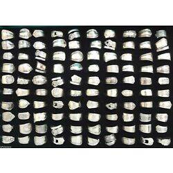 Kyпить SPOON RINGS * Lot of 12 Rings * Assorted Sterling Silver Plated Flatware Rings на еВаy.соm