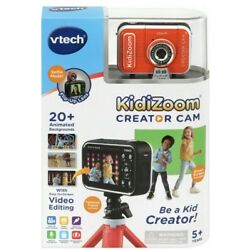 Kyпить VTech KidiZoom Creator Cam HD Video Kids' Digital Camera Green Screen New 2020 на еВаy.соm