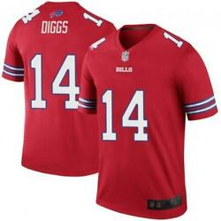Kyпить Stefon Diggs Bills Men's Red Jersey на еВаy.соm