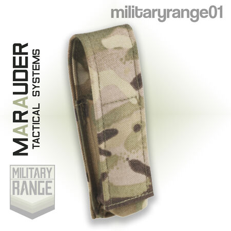 img-Marauder MTP Sure-Fire Torch Pouch - MOLLE - British Army Military - UK Made